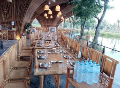 nhà hàng lã vọng lẩu cua đồng - cá sông