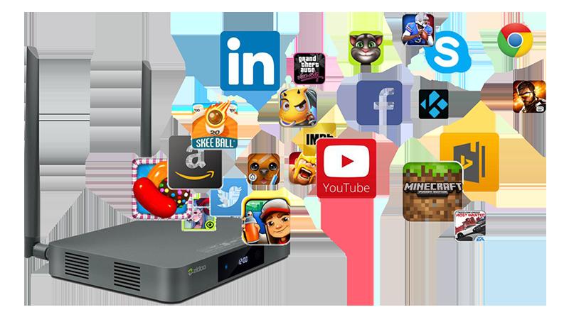ứng dụng tv-box-zidoo-x9s