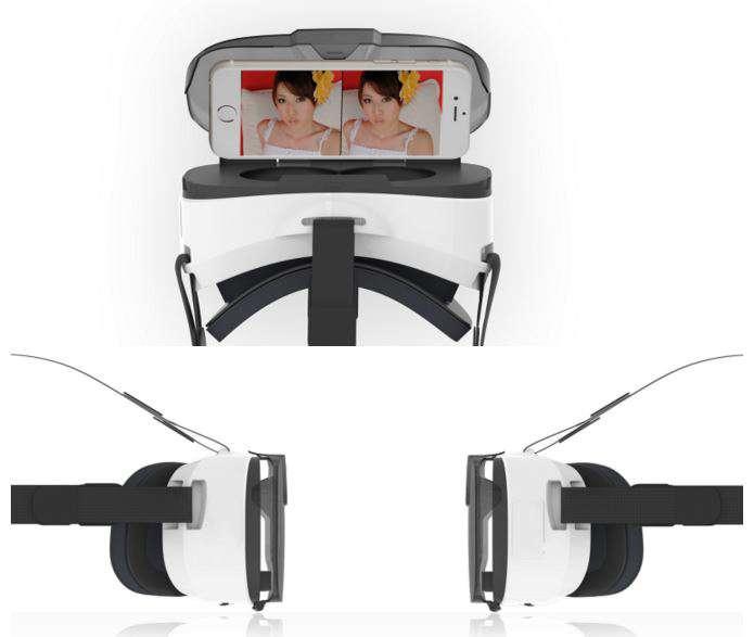 kính thực tes ảo Uit VR