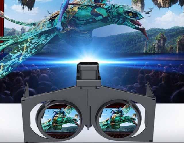 kính thực tế ảo VR Fold