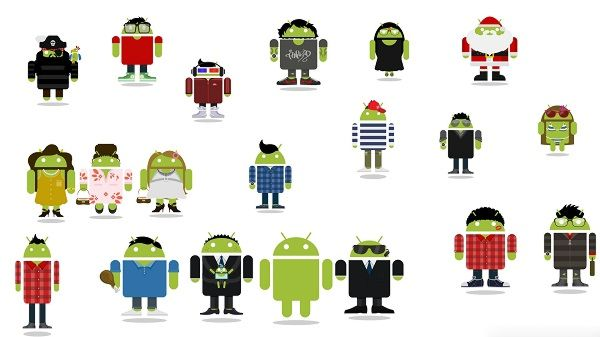 android-nhieu-phien-ban