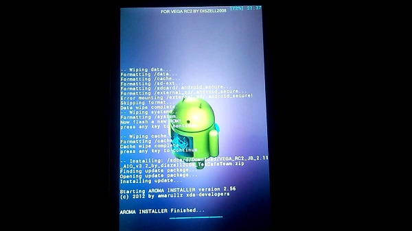up-rom-android