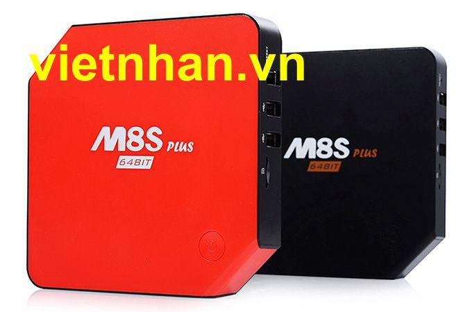 android-tv-box-M8s plus