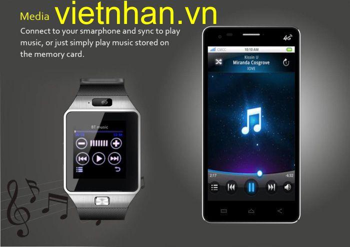 smartwatch-DZ09