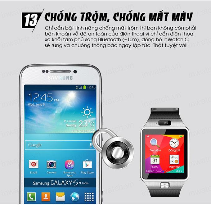 Smartwatch-M9