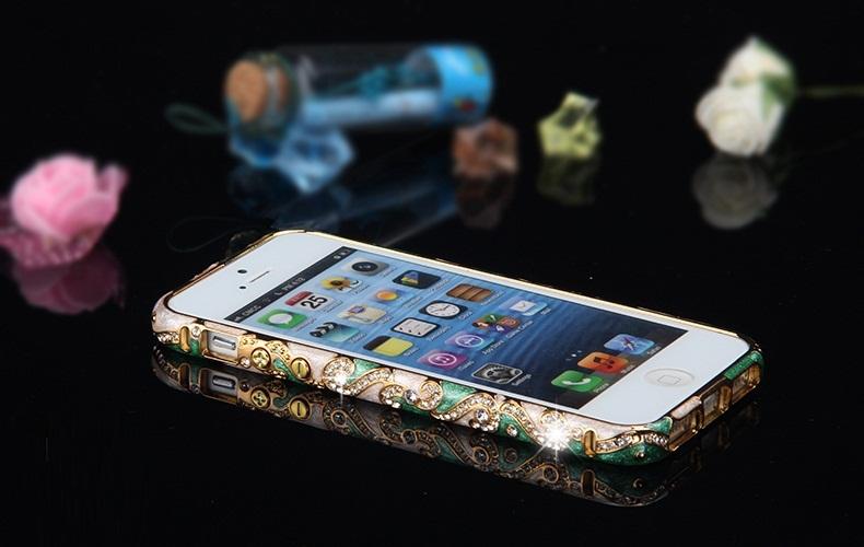 ốp viền iphone 5, 5s cao cấp