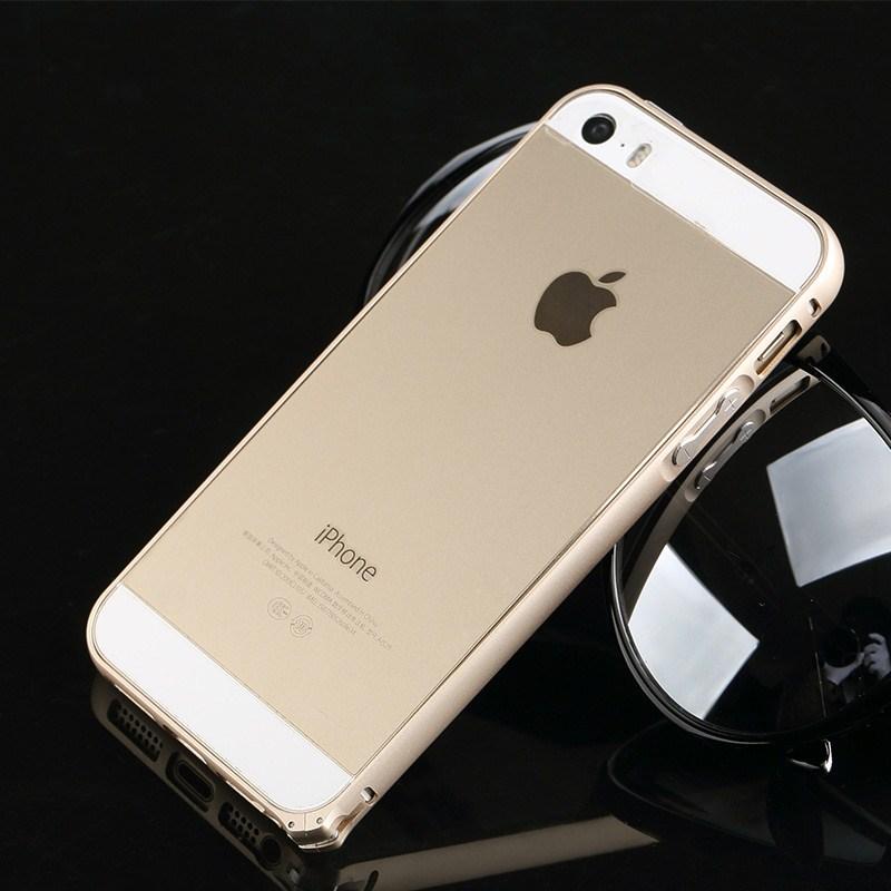 ốp viền nhôm iphone 5, 5s giả iphone 6