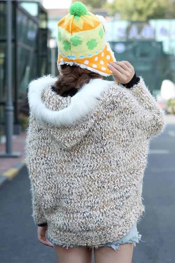mũ len mùa đông hàn quốc