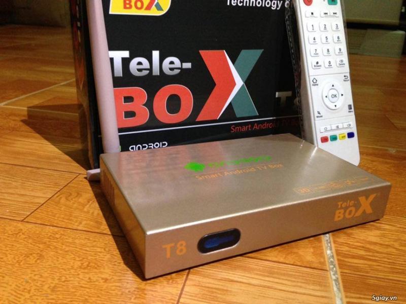 telebox t8