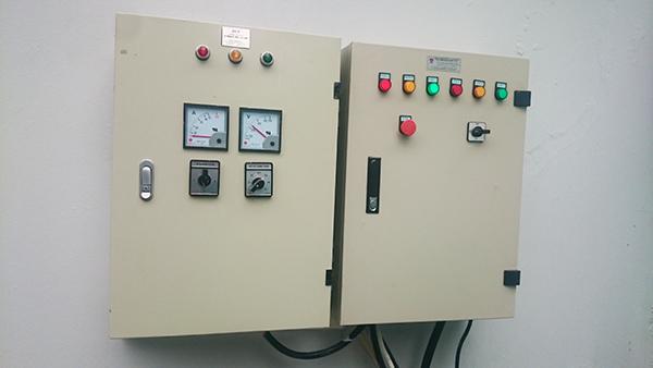 Tủ điện động lực kho lạnh tiêu chuẩn GSP