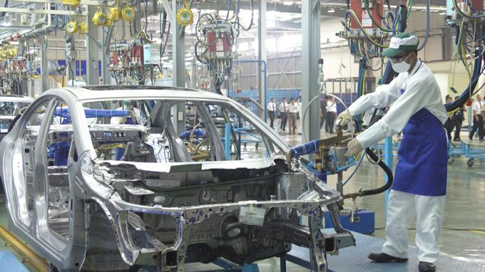 ngành công nghiệp phục hồi