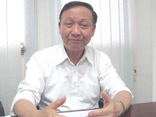 Ông Phạm Chí Cường