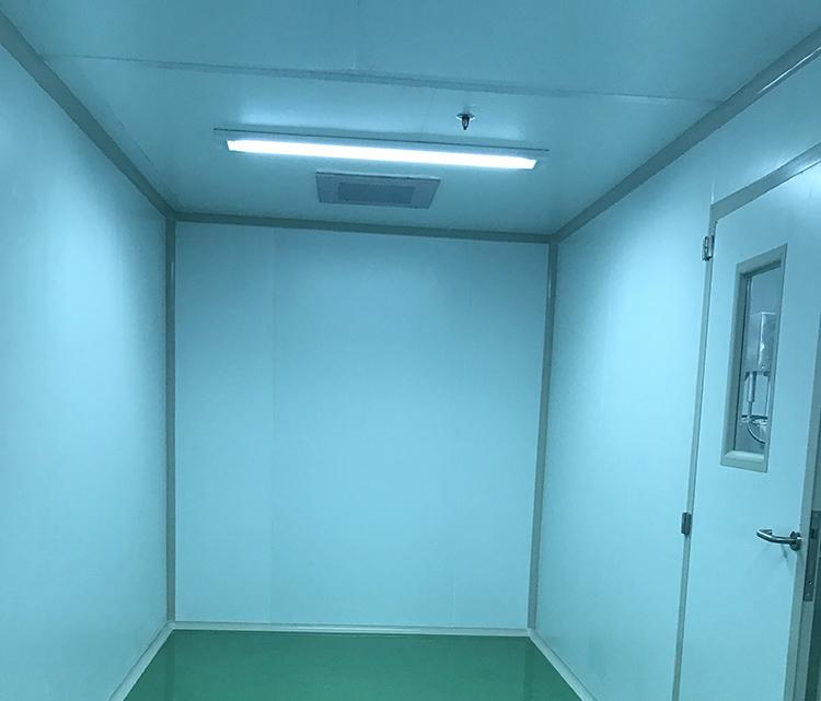 Phòng sạch sản xuất - Mỹ phẩm Linh Hương