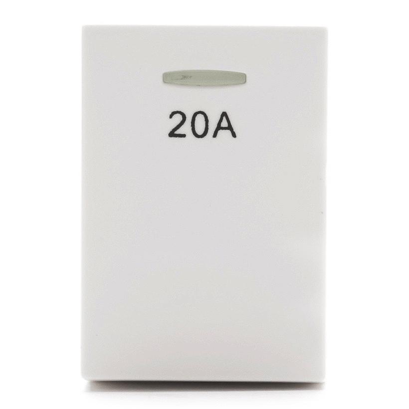 H2021 | Hạt 20A | Công tắc 20A | 20A