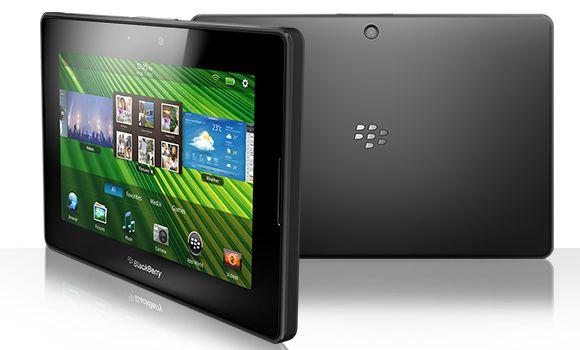BlackBerry PlayBook 3G 32GB thiết kế sang trọng