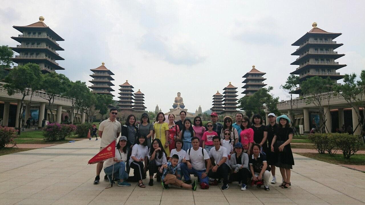 Du Lịch Đài Loan - Phật Quang Sơn Tự