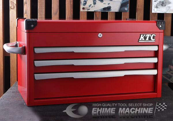 Hộp đựng dụng cụ EKR-1003, hộp đựng dụng cụ 3 ngăn kéo, KTC EKR-1003R,