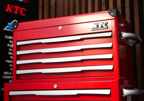 Hộp đựng dụng cụ EKR-1004, hộp đựng dụng cụ 4 ngăn kéo, KTC EKR-1004R,