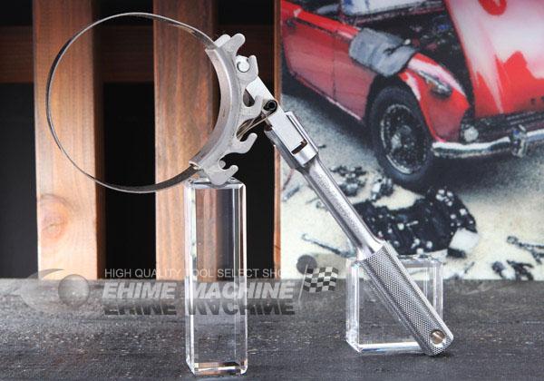 Đai sắt tháo cốc lọc dầu, đai tháo cốc lọc dầu KTC, KTC FF-8095, đai tháo cốc lọc từ 80 đến 95mm