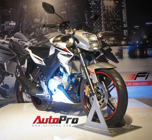 Xe moto thể thao 150 phân khối, Yamaha FZ150i,
