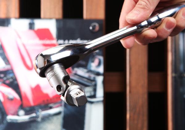 Khớp các đăng, đầu lắc léo, KTC BJ4, đầu lắc kéo 1/2 inch, đầu khớp các đăng BJ4