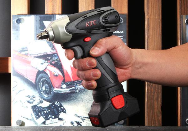 Súng vặn ốc dùng điện, súng điện KTC, súng dùng pin, súng vặn ốc 3/8 inch, súng vặn ốc nhập khẩu từ Nhật