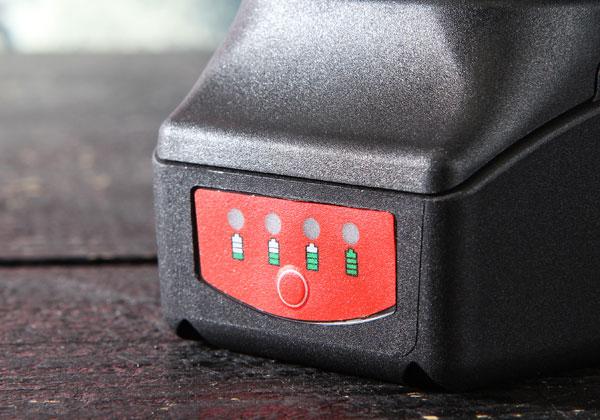 Súng vặn vít 6.35mm dùng pin, súng vặn vít bằng điện, súng điện KTC JTAE115