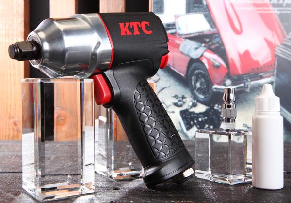 Súng vặn bu lông 1/2 inch dùng khí nén, KTC JAP451, JAP451, súng vặn ốc, súng xiết ốc, súng tháo mở bu lông