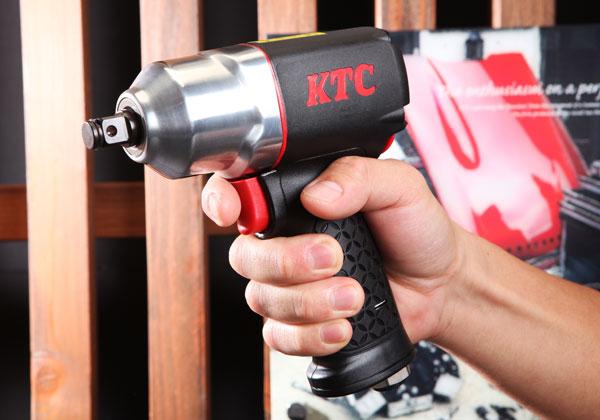 Súng vặn ốc 1/2 inch dùng khí nén, KTC JAP450, JAP450, súng vặn ốc, súng xiết ốc, súng tháo mở bu lông
