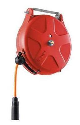 Cuộn ống hơi màu đỏ, cuộn dây khí nén tự rút màu đỏ, cuộn dây khí màu đỏ, SHS-210Z