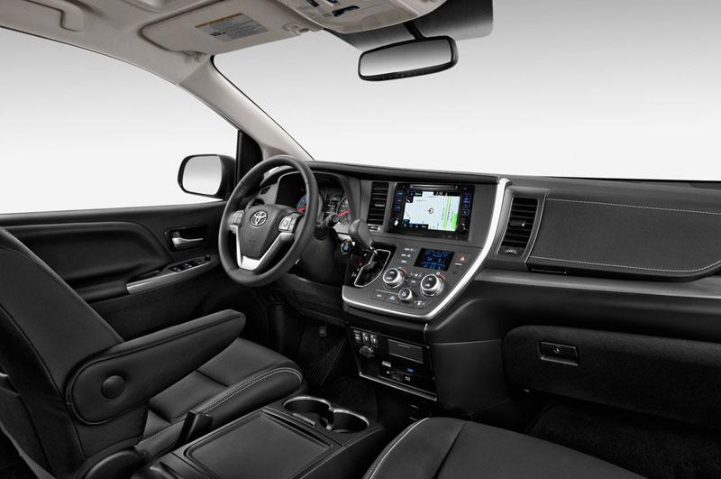 Nội thất Siena, nội thất Toyota Siena 2015, xe Toyota Siena, Siena Toyota,