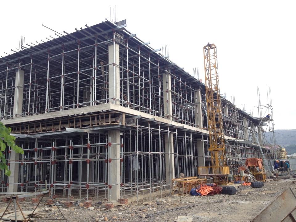công ty xây dựng Hồ Hùng
