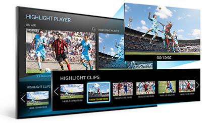 Phấn khích cùng các trận đấu lớn với Soccer Mode
