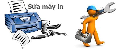 chuyên sửa chữa máy in phun màu