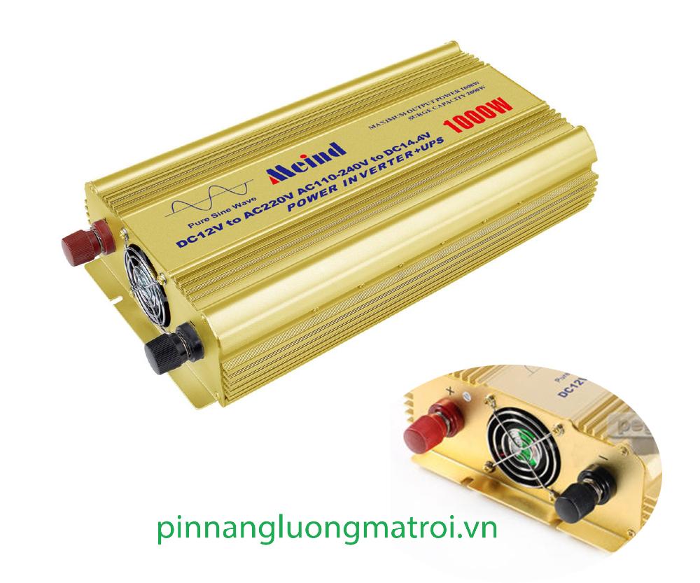 Máy kích điện sin chuẩn Home Star - T1200VA