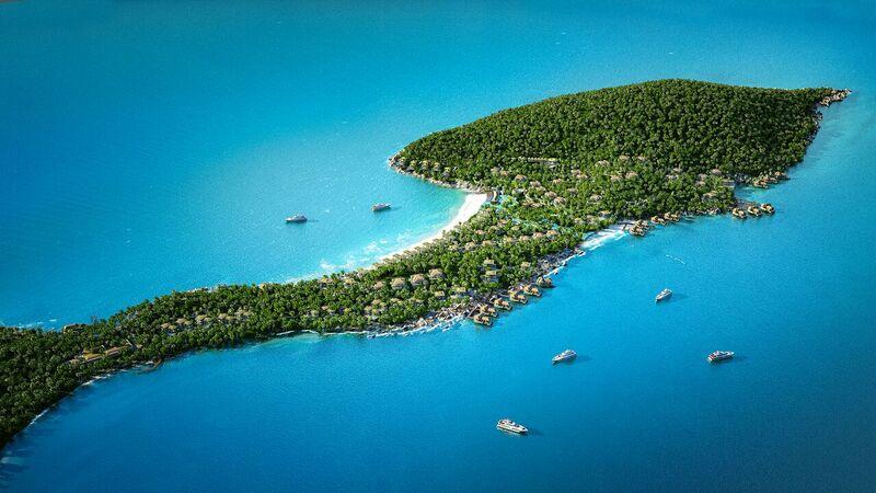 Biệt thự biển 6* vip nhất Phú Quốc -Premier Village Resort-Sun Group