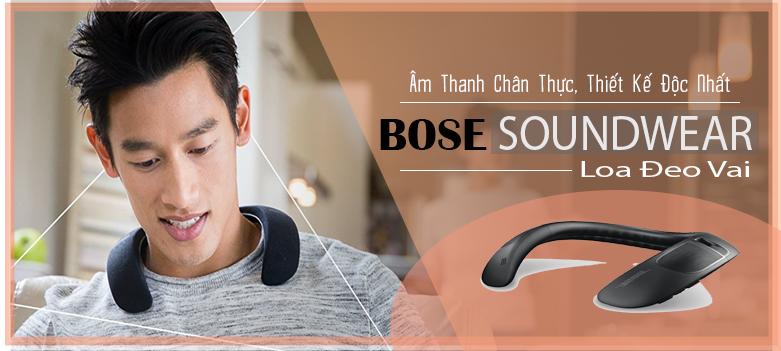 Loa đeo vai Bose SoundWear Companion Speaker