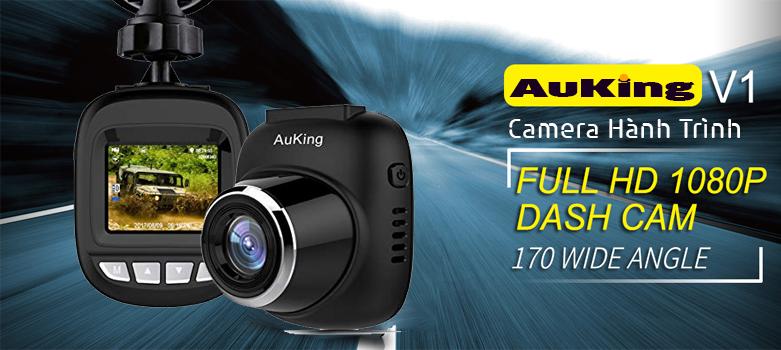 Camera hành trình AuKing Dash Cam