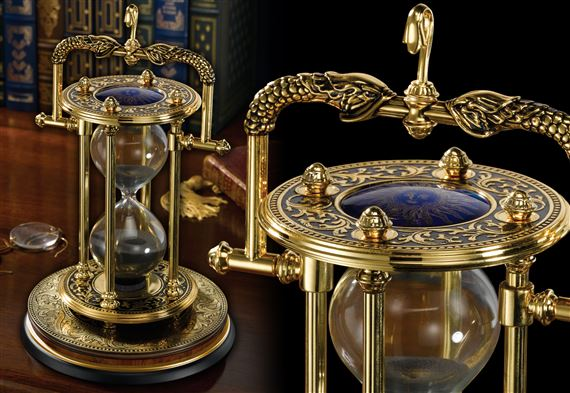 Đồng hồ cát sang trọng Noble Collection The Mariner's Hourglass