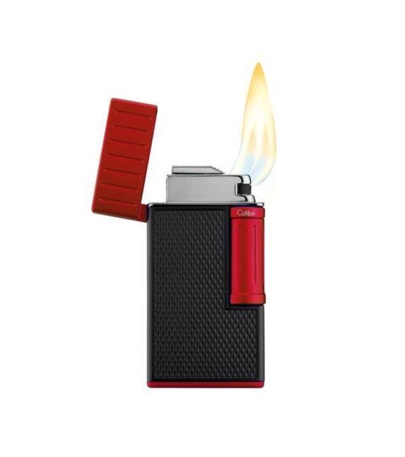 Bật lửa cigar Colibri Julius LI221C - 2 ngòi lửa vàng