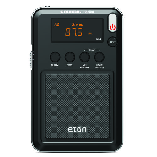 Đài radio cầm tay Grundig Edition Mini - AM/FM/Shortwave