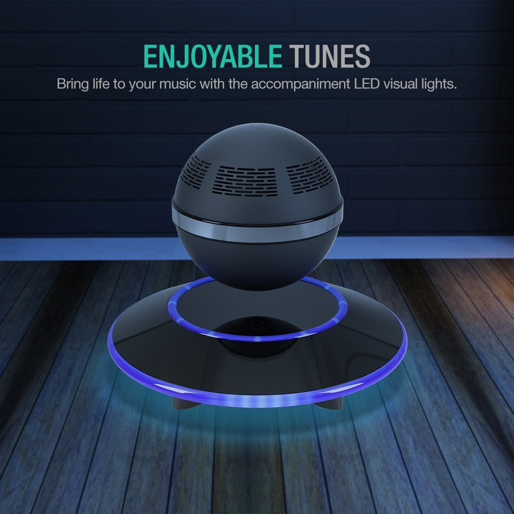 Loa bay lơ lửng ZVOLTZ Levitating Bluetooth Speaker