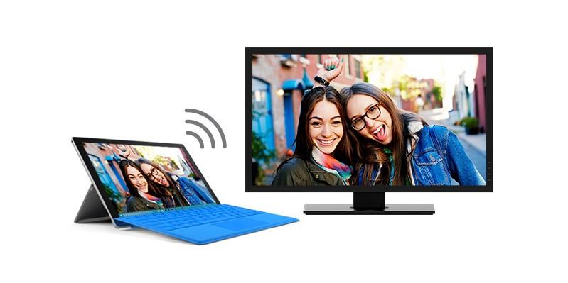 Thiết bị kết nối không dây miracast Microsoft Wireless Display Adapter thế hệ 2