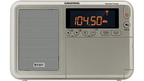 Đài radio cầm tay Grundig Executive Traveler - AM/FM/Longwave/Shortwave