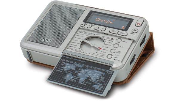 Đài radio cầm tay Grundig Executive Traveler - AM/FM/Longwave/Shortwave