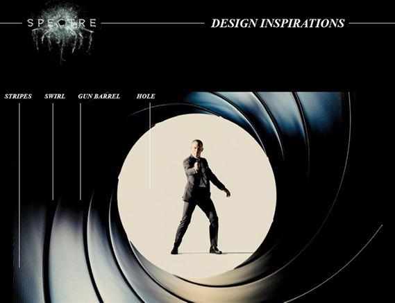 Bật lửa cao cấp S.T. Dupont James Bond Spectre 007 Black