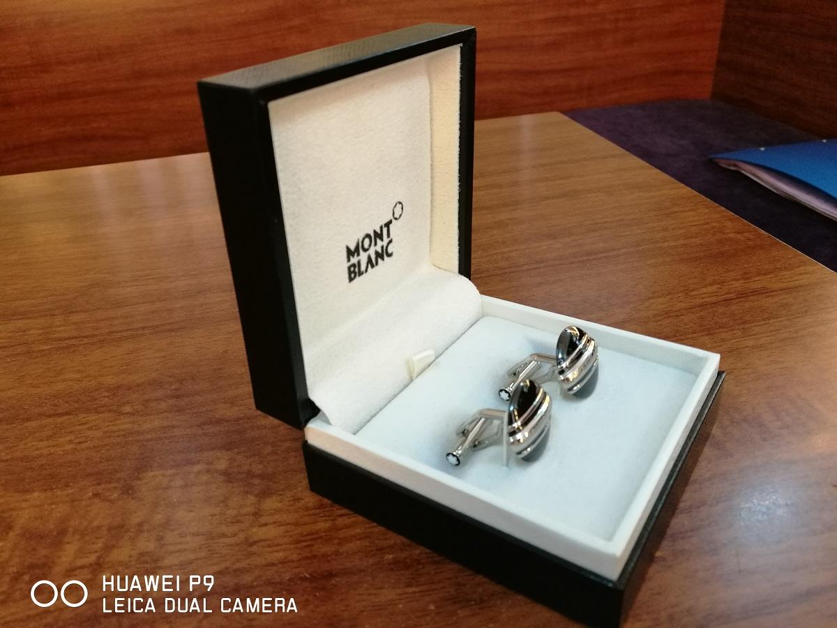 Măng séc MontBlanc Cufflinks, Classic Collection 102982