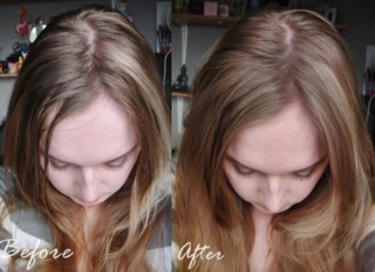 Dầu gội khô có thể cứu giúp mái tóc dầu