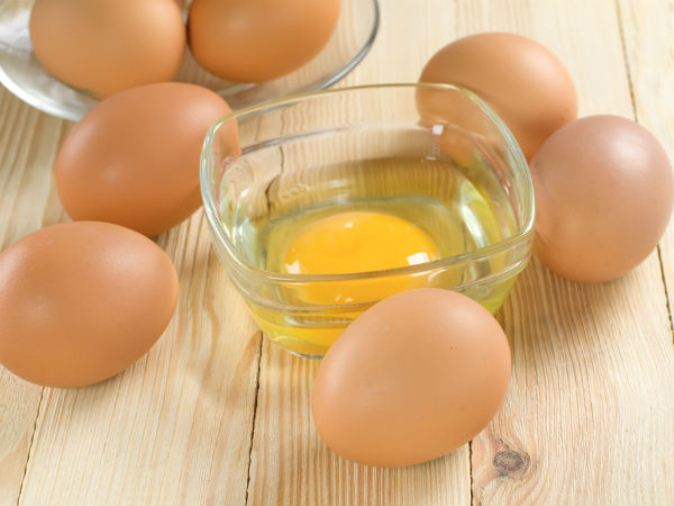 Detox mái tóc với trứng quá đơn giản