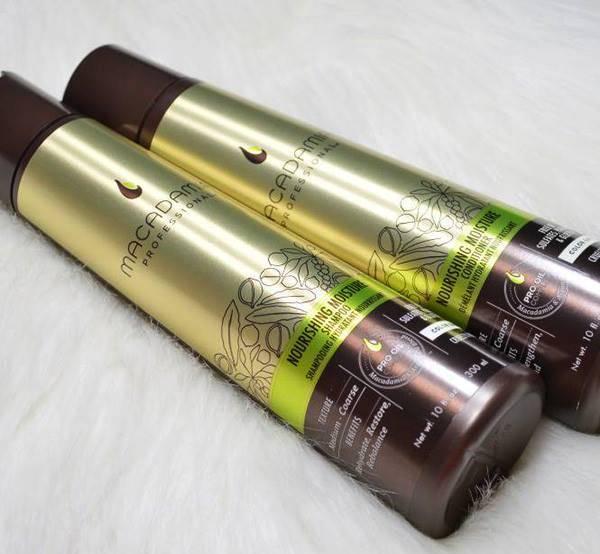 Tinh dầu dưỡng tóc Macadamia mang lại điều tuyệt vời cho mái tóc